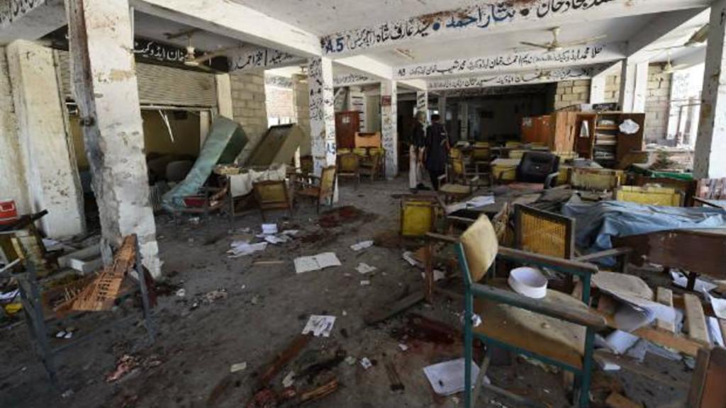 Dos ataques terroristas contra los cristianos en pakist n - Tiempo en pakistan ...