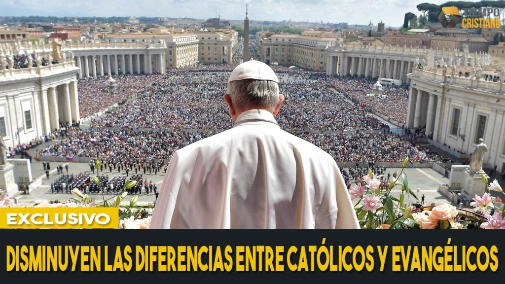 Matrimonio Catolico Y Evangelico : Disminuyen las diferencias doctrinales entre católicos y